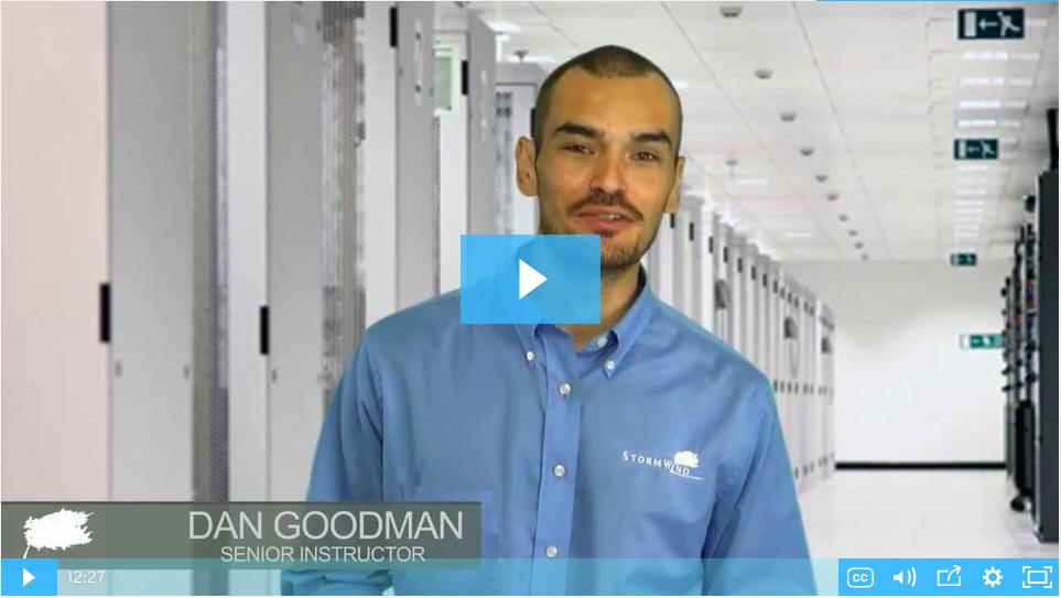 Dan Goodman on Linux Cybersecurity
