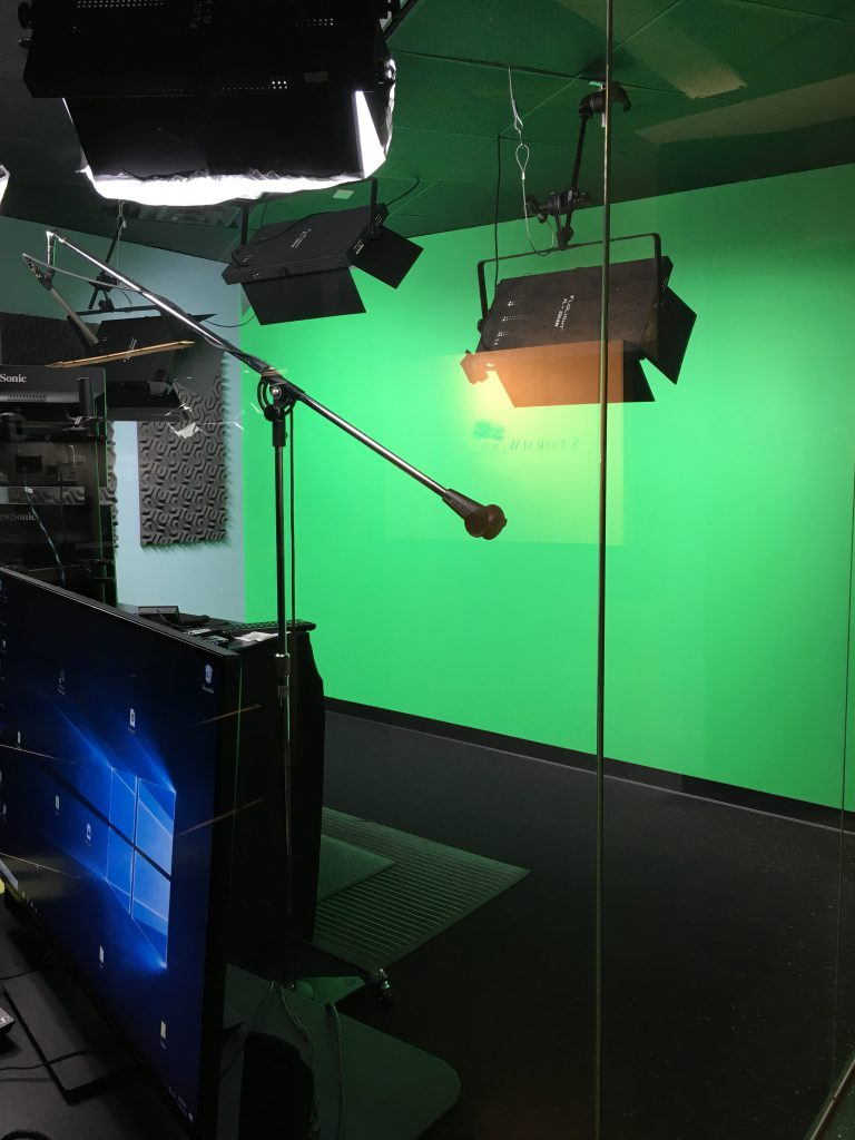 StormWind Studios Tour